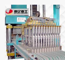 全自动液压砖机液压系统