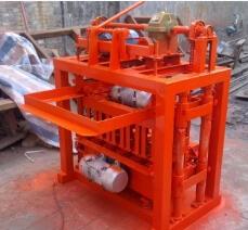 小型水泥砖机