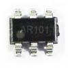 sinoada阿达电子AR101单键一键触摸墙壁开关IC方案电容式感应芯片