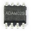 sinoada/阿达电子ADAM02S无极调光电容式单双通道触摸IC开关方案