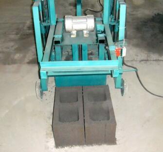 专业生产定做空心砖机 移动固定两用空心砖砖机 质量三包