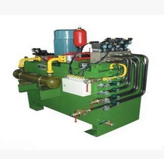 免烧砖机液压系统