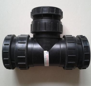 节水灌溉 园林绿化专用各种型号及规格塑料管快速连接件-厂家直销