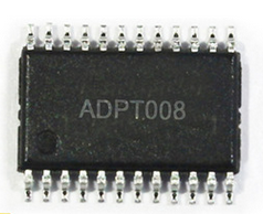 sinoada/阿达电子ADPT008 电容式单键触摸IC开关方案控制触摸芯片
