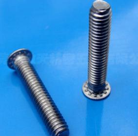 压铆螺钉厂家非标定做 PEM标准美制304不锈钢压铆螺钉8#-32 6#-32