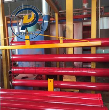 鹏坤地泵直管DN125*6*3000质保3.5万方 无缝砼泵混凝土泵管