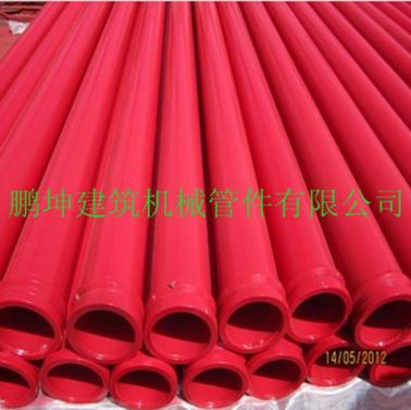 河北厂家混凝土输送地泵直管 DN133*4.5*3m 直缝低压 质优价廉