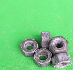 供应 高强度细扣六角螺母 8.8级高强度螺母