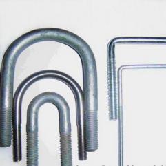 供应预埋U型螺栓 热镀锌U型螺丝