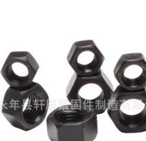 供应 各种规格10.9级六角螺母 优质高强度六角螺帽M30