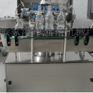 厂家直销优质白酒醋酱油等调味品液体灌装机价格优质量好