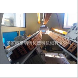 PVC管材牵引机、塑料管材牵引机、PE管材牵引机、三瓜牵引机