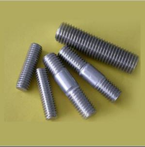 供应紧固件,双头螺栓,双头螺丝,双头螺栓 GB/T901M12×80 Q235 45#钢