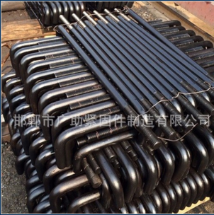 供应地脚螺栓 钢结构预埋螺栓 m24