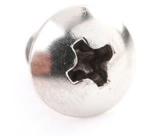 机械工业不锈钢螺纹螺钉 国标大扁自攻螺丝紧固件