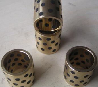 铜基固体镶嵌式自润滑轴承