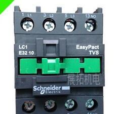 施耐德接触器LC1E3210M5N AC220V 32A LC1-E3210 原装正品现货
