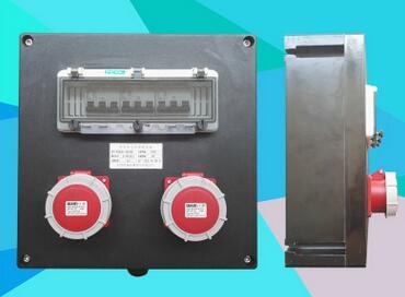 厂家直销防水箱 FXM(D)防水防尘防腐配电箱三防控制箱空箱体