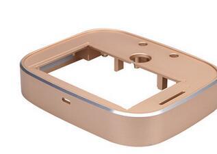 东莞精密CNC加工 安防面板配件五金定制 非标件来图来样加工