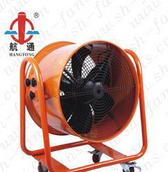 航通牌YWF4E-500M 移动式排风扇 220V厂房通