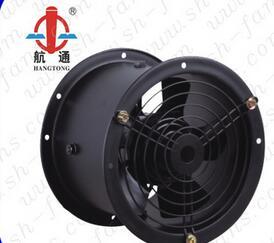 YWF4D-400耐高温轴流风机排风扇 高筒风机