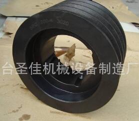 欧标锥套皮带轮SPC200-4(3020)