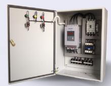 专业生产优质电机软启动控制箱 电气控制箱 制动化电机控制装置