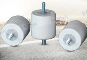 供应高品质 WX-01 75*75 M10 M12 螺杆电机车线路陶瓷绝缘子
