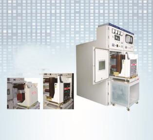 电气高压中置柜 柜体KYN28-12金属开关柜平顶 高压开关柜
