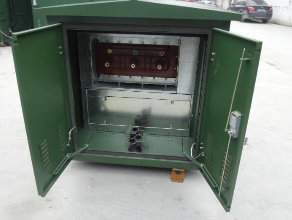 开电气集团惠杰高压电气有限公司DFW8-12/630电缆分接箱
