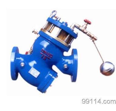 过滤活塞式遥控浮球阀上海苏高阀门系列