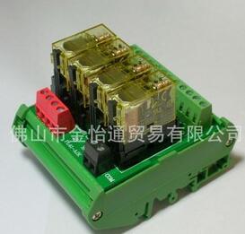 供应PYJY伯吉正输出继电器模组 PL41-AJK-N 佛山金怡通一级代理