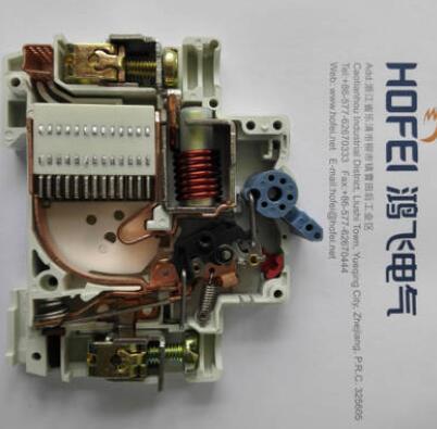 厂家直销低压电器配件 L7小型断路器配件 NC100H配件冲压件五金件