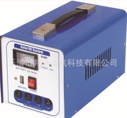 太阳能SP-1207发电系统,太阳能发电系统,太阳能小系统