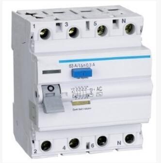 海格电磁式漏电断路器RCCB
