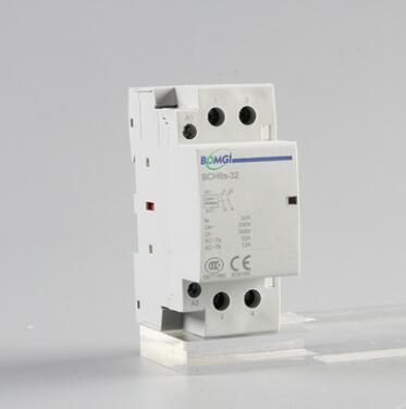 厂家直销 家用交流接触器 BCH8系列 32 40A 63A 2P 交流电220V
