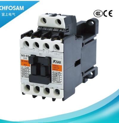 厂家定制 真空低压接触器 SO-03(SC-03)交流接触器 24v 正品放心