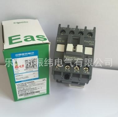 【原装正品】施耐德接触器LC1N1210M5N 线圈220V 代替LC1E1210M5N