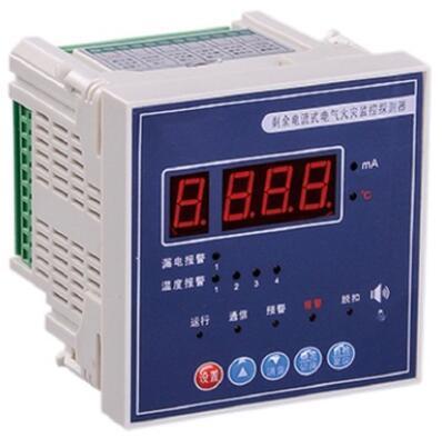 面板安装电气火灾监控器