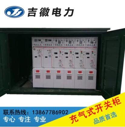 厂家直销充气柜高压开闭所环网柜 高压充气柜 高压环网柜