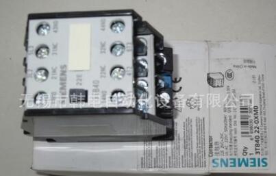 原厂正品 苏州西门子电器 3TB4022 3TB4122 3TB系列 交流接触器