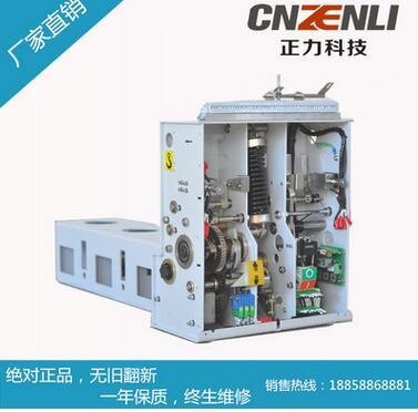 厂家直销 户内 VS1-12 侧装式操作机构 ZN63-12 高压真空断路器