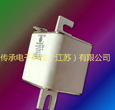 美国巴斯曼快速熔断器170M8557 bussmann熔芯