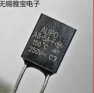 厂家直销 AUPO雅宝A0-3A-F 84℃度 温度保险丝 热保护器3A