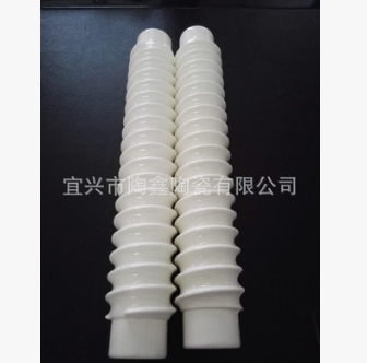 供应制动电阻器用上釉螺纹瓷管全系列