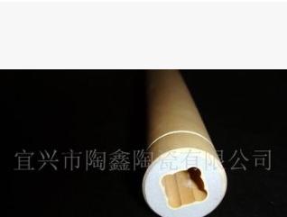 供应电阻器用莫来石瓷管