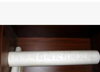 供应高品质电阻器用75氧化铝瓷管
