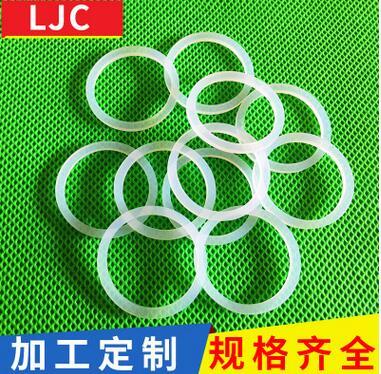 圆形防震硅胶垫定制 防水硅胶垫自粘硅胶垫脚批发 白色硅胶垫厂家