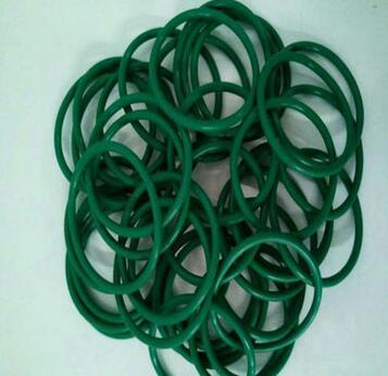 厂家热销库存绿色o型圈 氟胶防水透气O型圈 水杯密封垫 规格齐全