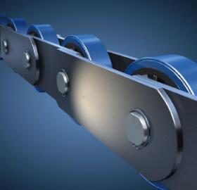 输送链条厂家自强链传动有限公司各种链条规格型号尺寸